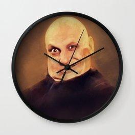 Jackie Coogan as Uncle Fester Wall Clock