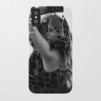 fierce iPhone & iPod Cases featuring Fierce  by kbarock