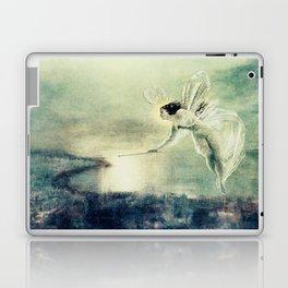 Spirit of the Night by john Atkinson Grimshaw Laptop & iPad Skin