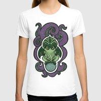 cthulu T-shirts featuring Cthulhu by AvisNoctem