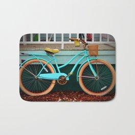Beach Cruiser Bike Bath Mat