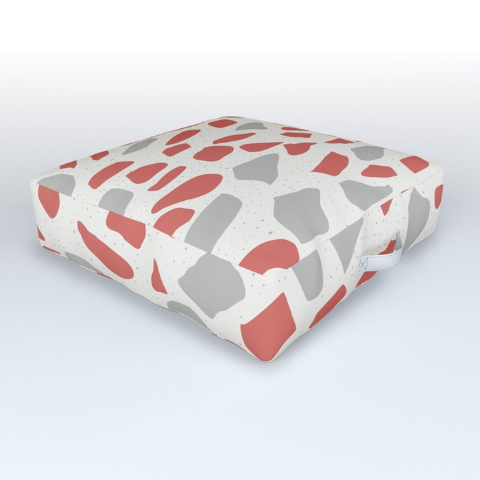 Terrazzo Afe T2019 S7 11 Outdoor Floor Cushion By Afeimages
