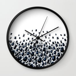Curse of the Pharaoh / Can you survive the swarm? Wall Clock
