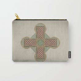 Faded Celtic Carry-All Pouch