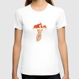 Fiery Water Faery T-shirt