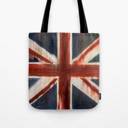 Union Jack Tote Bag