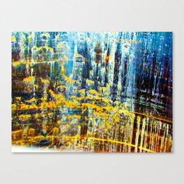 Vat - Uncleaned Canvas Print