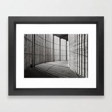 Chapel of Reconciliation - Berlin Framed Art Print