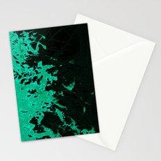 Coloured Rain Stationery Cards
