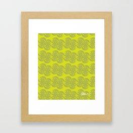 Interwoven #1 Framed Art Print