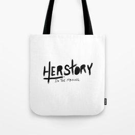 Herstory 2 Tote Bag