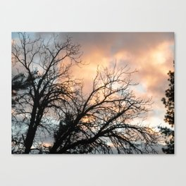 Gold Country Sunsets 3 Canvas Print