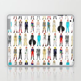 Retro Vintage Fashion 1 Laptop & iPad Skin