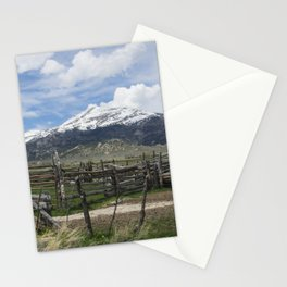 Mountain Country Stationery Cards