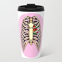 Rubik's Heart Travel Mug