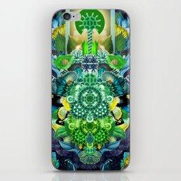 Slow Dive iPhone Skin