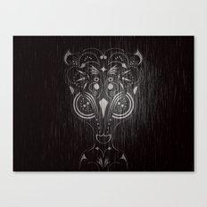 Bambi on acid Canvas Print