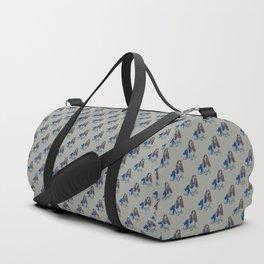 Basset Hound Duffle Bag