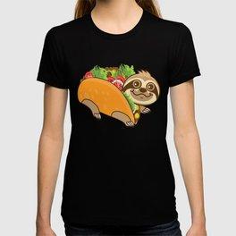 Sloth Taco T-shirt