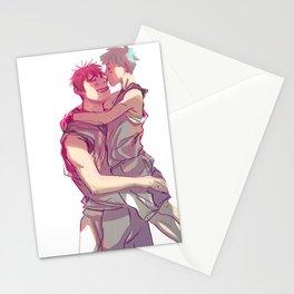 kagakuro kiss Stationery Cards