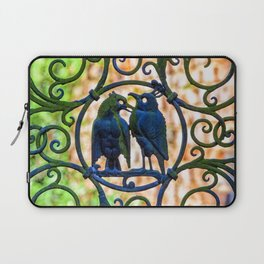 Bird Gate Laptop Sleeve