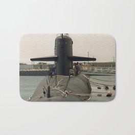 USS SIMON BOLIVAR (SSBN-641) Bath Mat