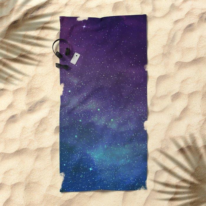 Universe Beach Towel
