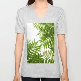 Embrace of a Rowan Tree Unisex V-Neck