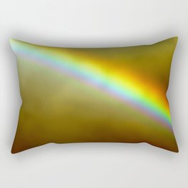 in rainbows Rectangular Pillow