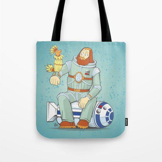 Capt. Green Tote Bag