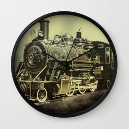 Ole' Number 6 Wall Clock