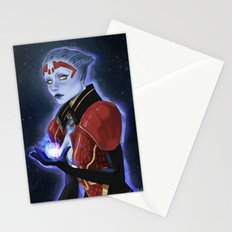 the justicar Stationery Cards