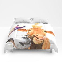 Farm Animal Friends Comforters