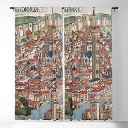 Florencia 1493 Blackout Curtain