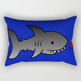 Sharkbait Rectangular Pillow