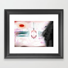 Rocka Framed Art Print