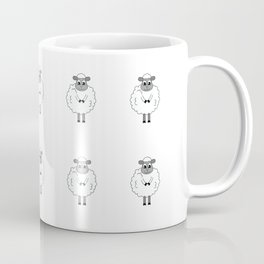 Counting Sheep Coffee Mug