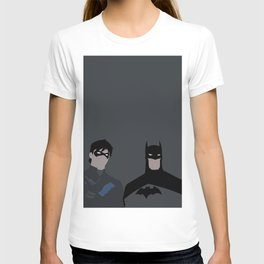 Young Justice Minimalism 1 T-shirt