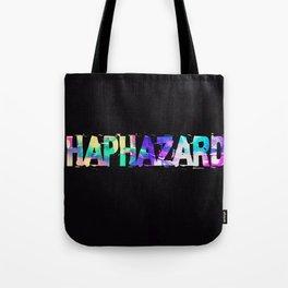 Haphazard Tote Bag