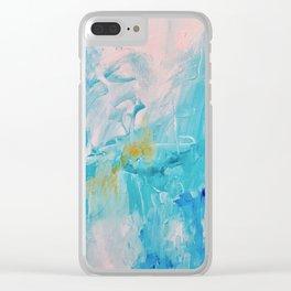 いつかのそら(Someday sky) Clear iPhone Case