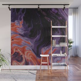 Lave Love Wall Mural