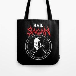 HAIL SAGAN Tote Bag