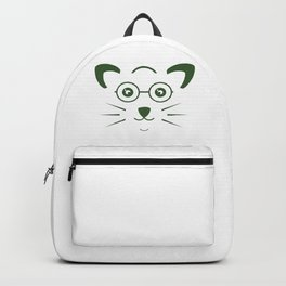 Pet design art illustration #society6 #decor #buyart #artprint Backpack