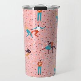 Sock hops Travel Mug