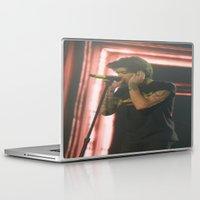 zayn malik Laptop & iPad Skins featuring Zayn Malik by Halle