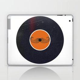 Vinyl Record Art & Design | Handlebar Mustache Laptop & iPad Skin