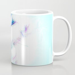 Tree Branch Abstract In Color Coffee Mug