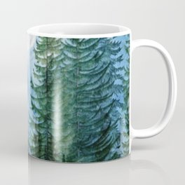 Silent Forest Coffee Mug