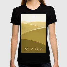 Planet Exploration: Yuna T-shirt