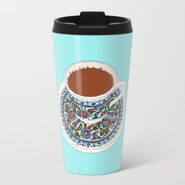Turkish Coffee Travel Mug